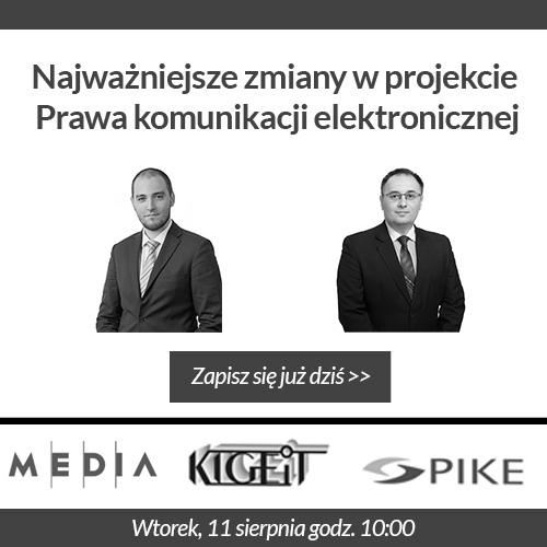 Najważniejsze zmiany w projekcie Prawa komunikacji elektronicznej