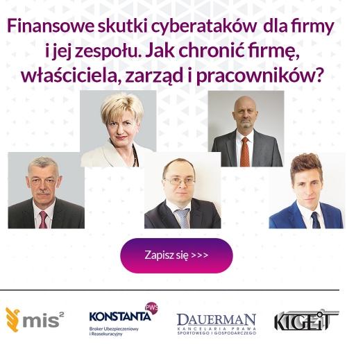Finansowe skutki cyberataków dla firmy i jej zespołu